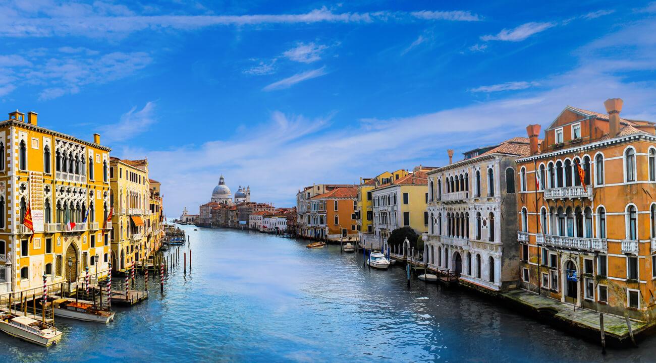 Svet bez ľudí alebo vracajú sa do Benátok delfíny?
