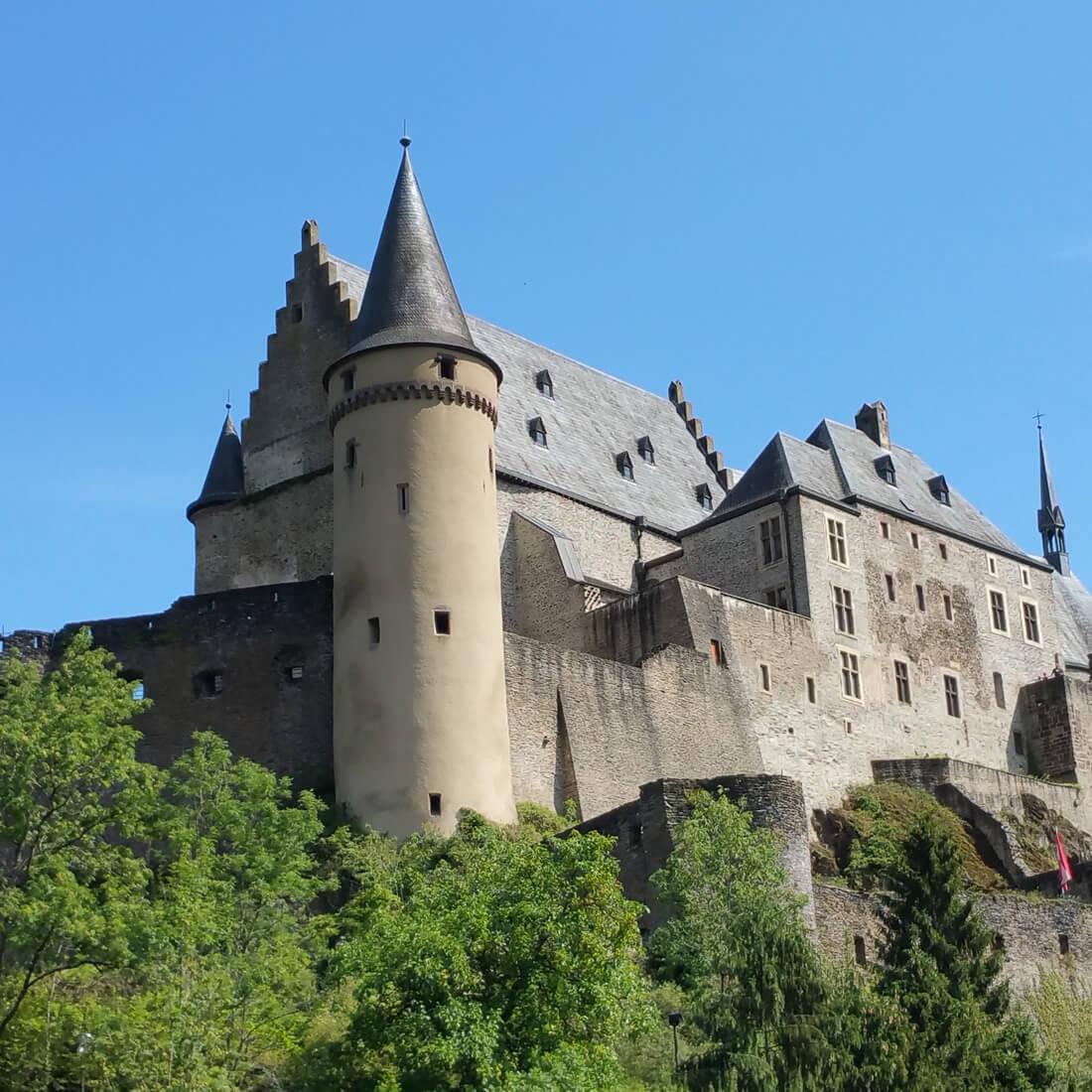 Luxembursko