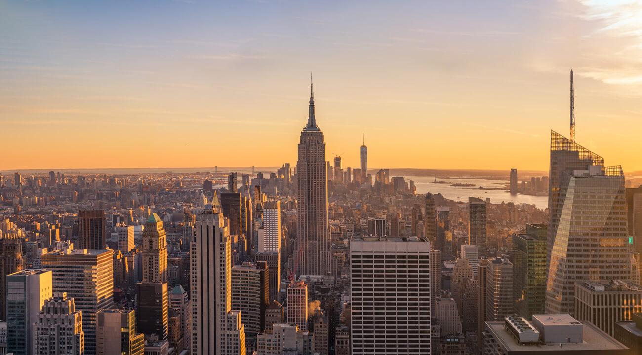 New York - Americký sen